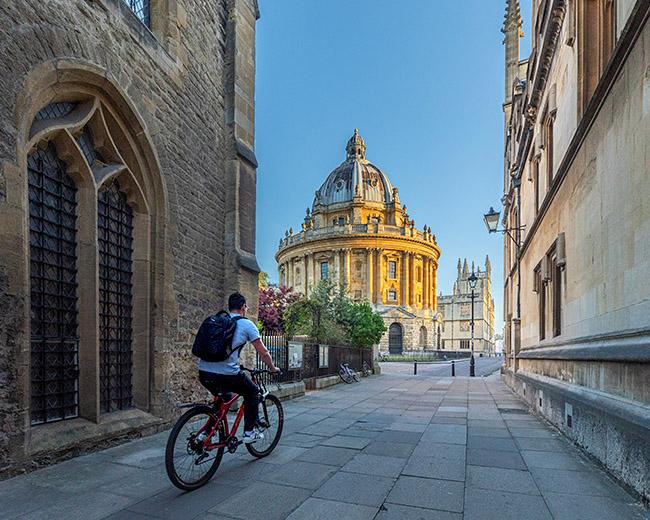 Radcliffe Camera, Oxford photo by Jeremy Flint