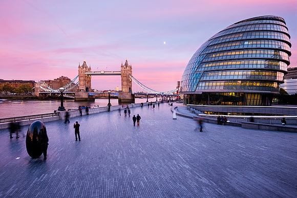 London by Justin Foulkes