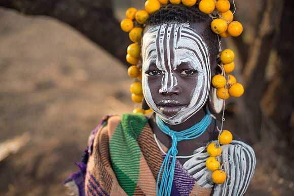 Ethiopia by Sean Caffrey