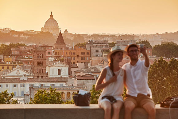Images of Modern Rome The sights of ancient Rome are an unmissable highlight of any visit to the Eternal City, but Richard Taylor shows us more