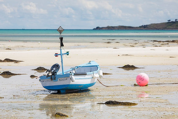 Isles of Scilly Stock Photos