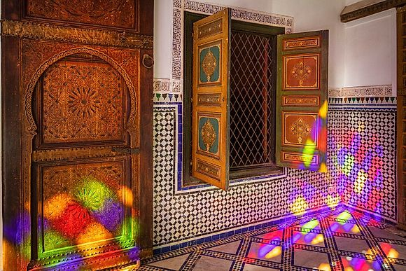 Marrakesh and Essaouira Stock Images