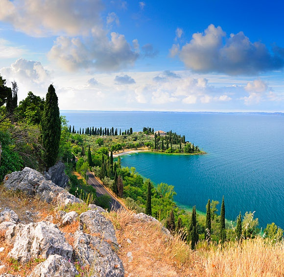 Italian Lakes stock photos