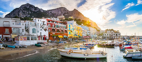 Capri, Italy - new travel photography in our collection by Pietro Canali