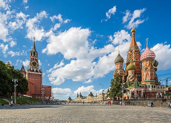 Moscow Premium Stock Images