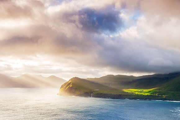 Faeroe Islands Stock Images