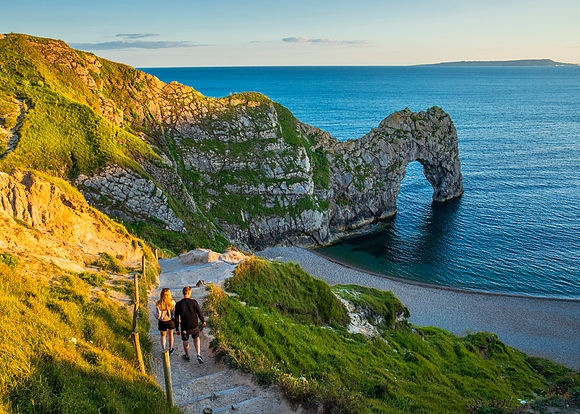 Durdle Door Stock Images