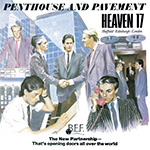 Penthouse and Pavement LP sleeve art