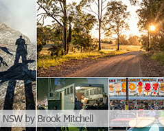 NSW by Brooke Mitchell
