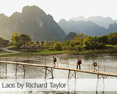 Laos by Richard Taylor