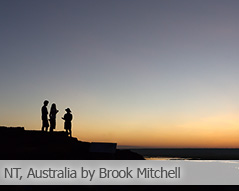 NT, Australia by Brook Mitchell