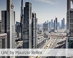 UAE by Maurizio Rellini
