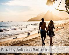 Brazil by Antonino Bartuccio