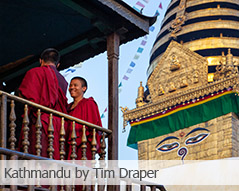 Travel Photography by Tim Draper: Kathmandu