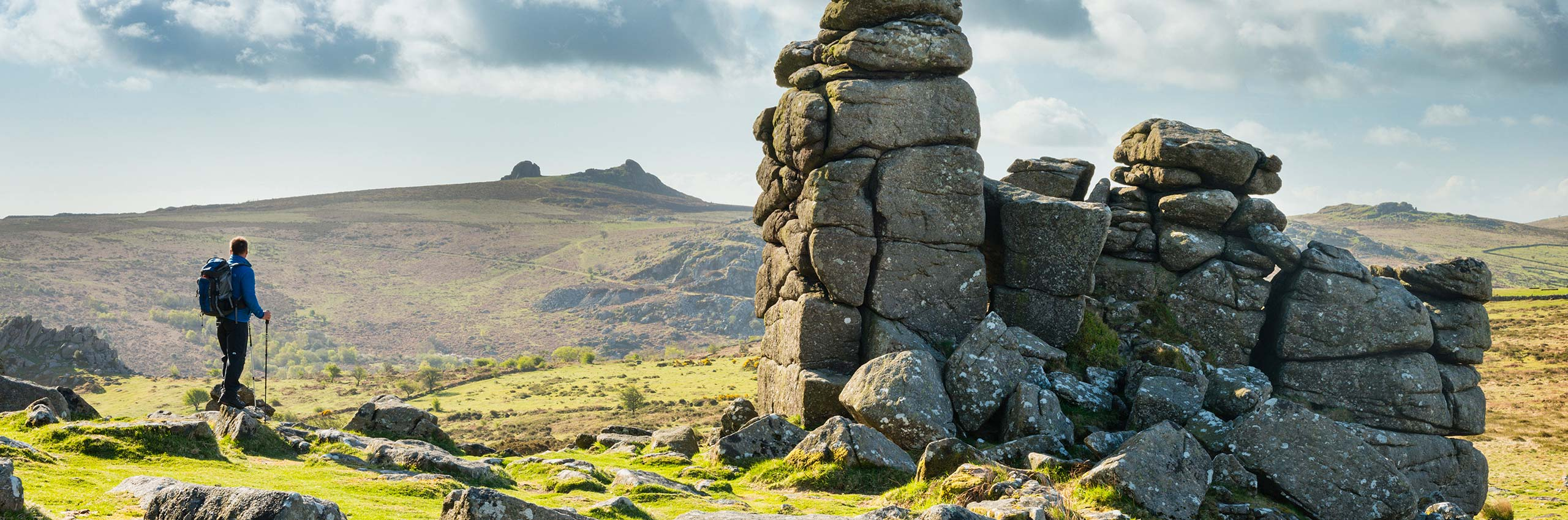 FCR-470045 | UK/England, Dartmoor National Park | © Justin Foulkes/4Corners