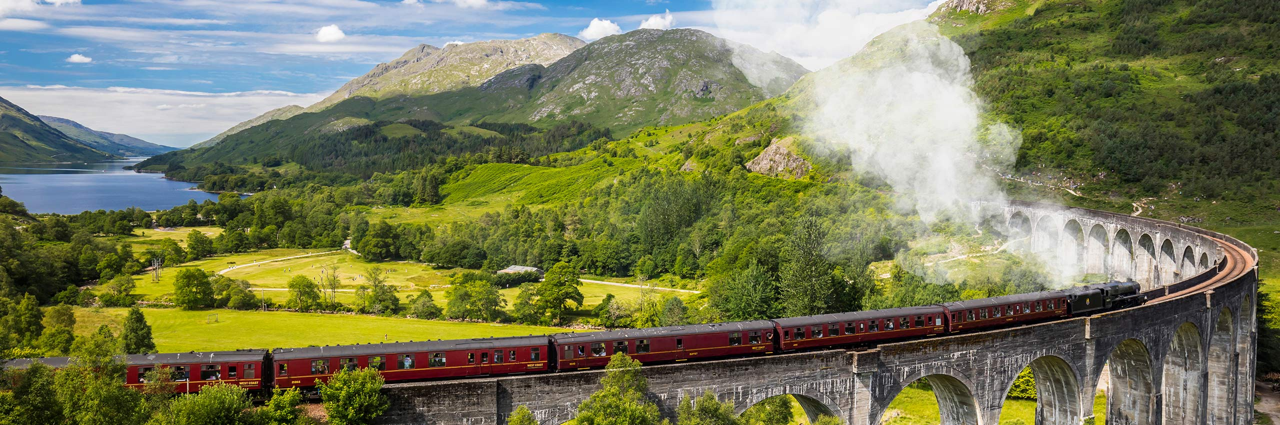 FCR-505814 | UK/Scotland, Highland, Glenfinnan | © Maurizio Rellini/4Corners