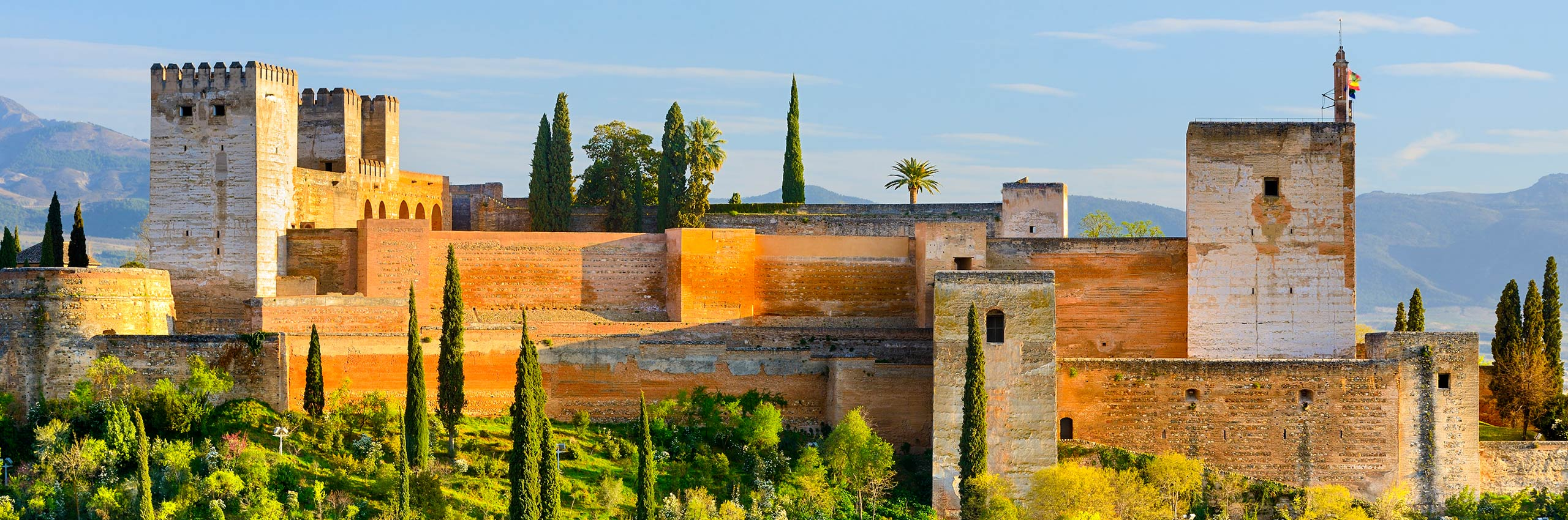 SIM-500847 | Spain/Andalusia, Granada, Alhambra Palace | © Francesco Carovillano/4Corners