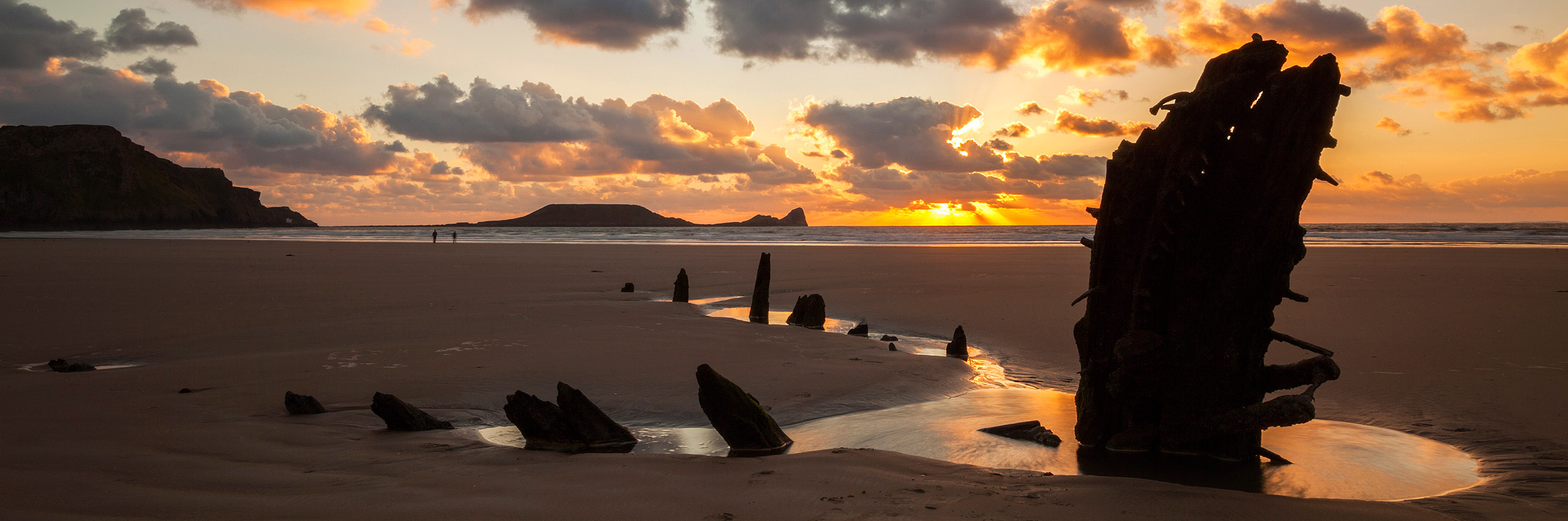 FCR-449420 | UK/Wales, Rhossili Bay | © Billy Stock/4Corners