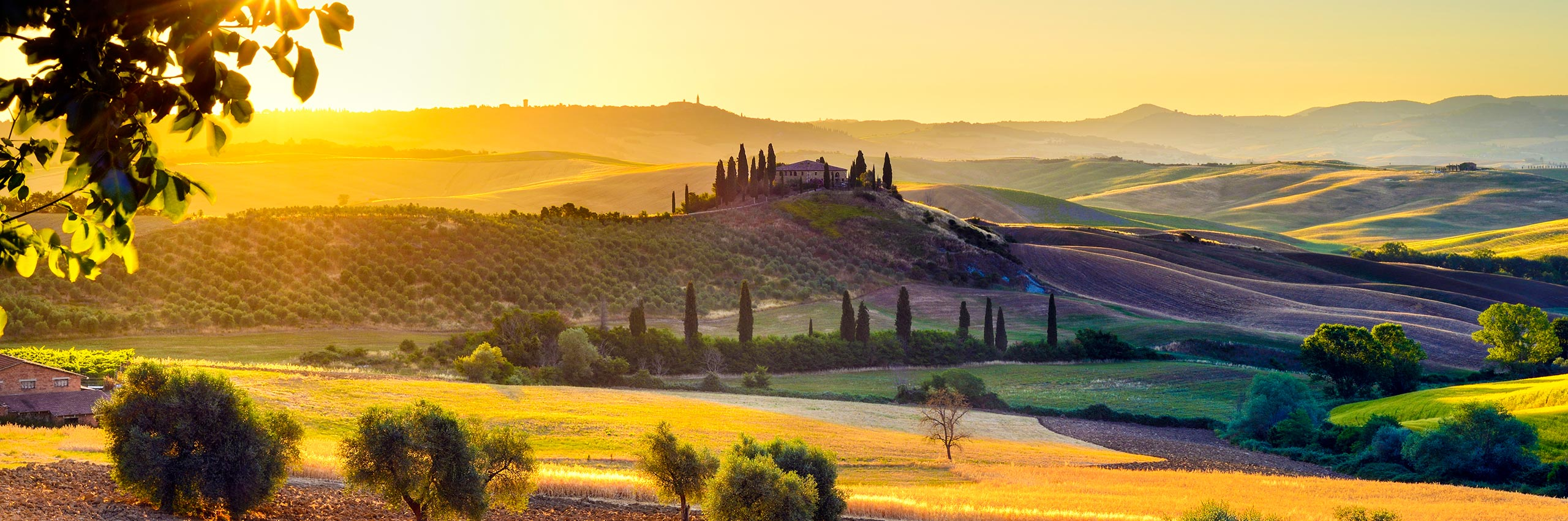 SIM-498347 | Italy/Tuscany, Siena district, Orcia Valley | © Francesco Carovillano/4Corners