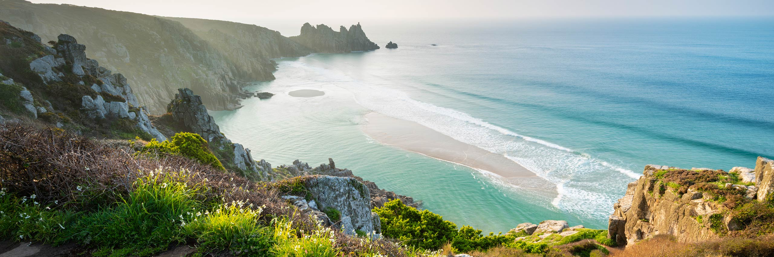 FCR-518889 | UK/England, Cornwall, Porthcurno | © Justin Foulkes/4Corners