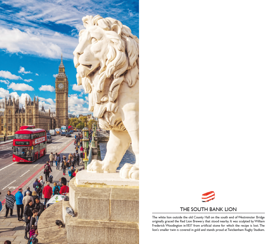 Westminster Bridge sample page