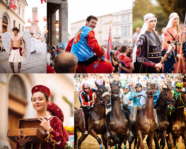 Palio di Asti TRAVEL REPORTAGE photographed by Ben Pipe