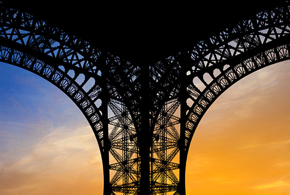 4Corners Favourite Ooh La La! La Tour Eiffel by Massimo Ripani