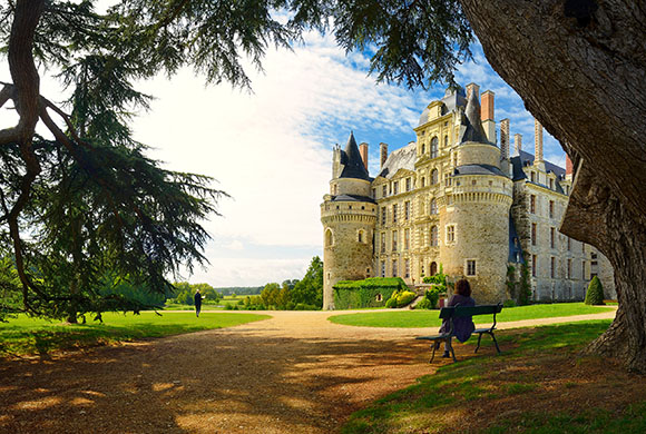 4Corners Favourite Chateau Brissac by Francesco Carovillano