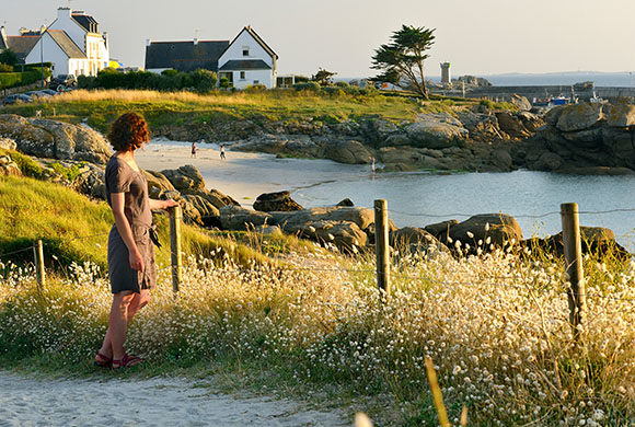 4Corners Favourite seaside, Brittany by Francesco Carovillano